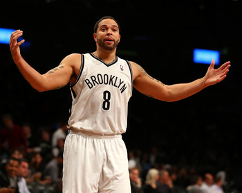 Deron Williams' reputation is hurting along with Joe Johnson's.