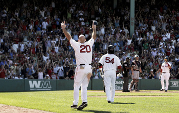 Youkilis has had a lot of success at Fenway Park.