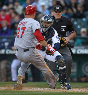 The Angels finished poorly against Seattle, but will rebound in 2013