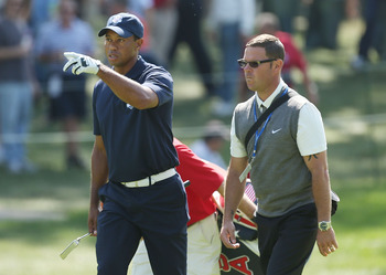 Tiger Woods' newest swing is the work of Sean Foley.