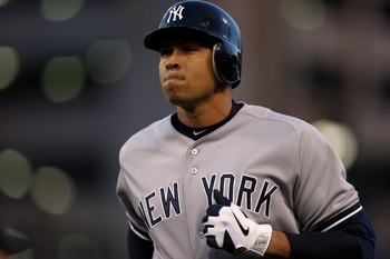 &quot;A-Rod&quot; has had a couple of disappointing, injury plagued seasons under his record contract
