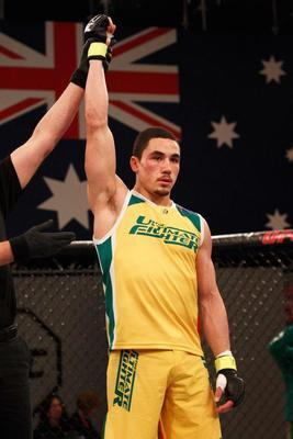 Photo credit: MMADownUnder.net