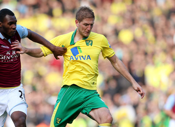 Turner has played a huge role in Norwich's impressive recent run.