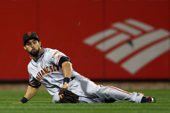 Angel Pagan fits like a glove in San Francisco.