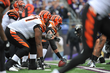 The Bengals offensive line was not as sturdy as they have been in recent weeks which caused problems in the passing game.