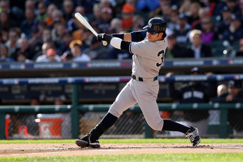 Nick Swisher's time in the Bronx is over