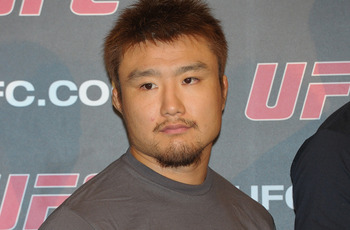 Takanori Gomi didn't quite make the list, but is still one of the lightweight division's greatest figures.