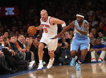 Kidd is shaping up to be the Knicks' best signing in recent years.