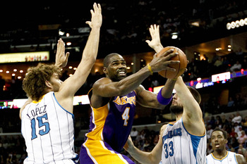 Antawn Jamison has been the Lakers' de facto sixth man so far.