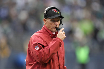 The Cardinals looked like they quit playing on Whisenhunt against Seattle.