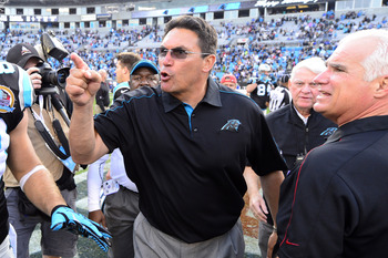 Will fingers be pointing the wrong direction for Ron Rivera after 2012?
