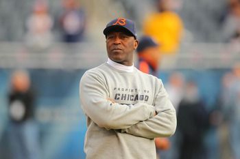 Will injuries do in Lovie Smith again in 2012?