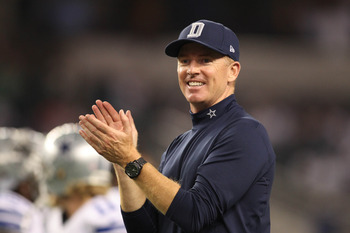 Will Jimmy Jones let Jason Garrett return in 2013?