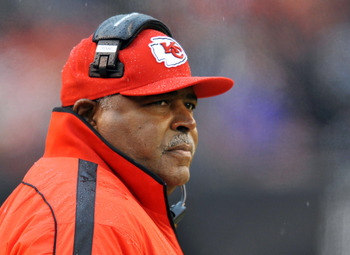 It has been an emotionally draining year in 2012 for Romeo Crennel.