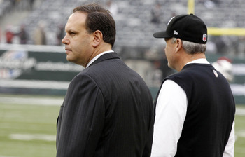 Will Rex Ryan and Mike Tannenbaum be back with Jets in 2013?