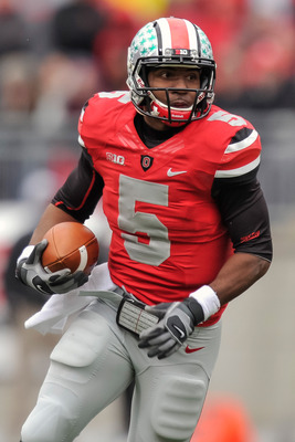 With his dual-threat ability Braxton Miller has two more years to flourish in Urban Meyer's offense.