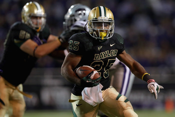 RB Lache Seastrunk is a big threat