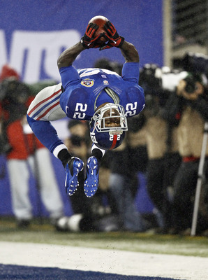 We may not see many more flips by RB David Wilson.
