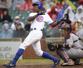 Alfonso Soriano is on the trading block.