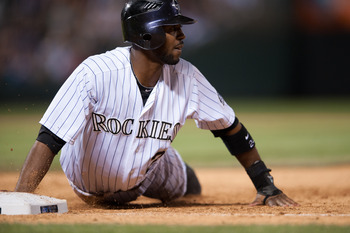 Colorado has listened to offers for center fielder Dexter Fowler.