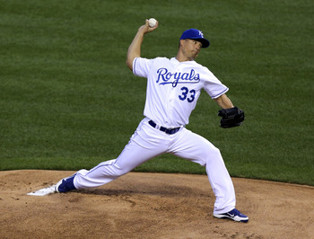 The Royals overpaid to retain Jeremy Guthrie.