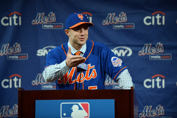 David Wright's contract extension will make him a Met for life.