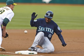 Chone Figgins has been released after an awful stint in Seattle.