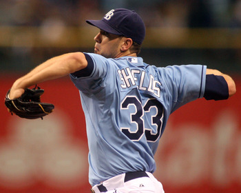 James Shields, one of baseball's most durable pitcher, is gone.