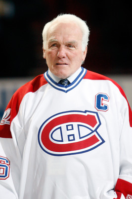 Henri Richard of the Montreal Canadiens.