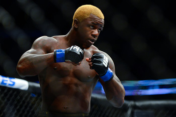 Melvin Guillard's solid kickboxing should give him the edge over Jamie Varner.