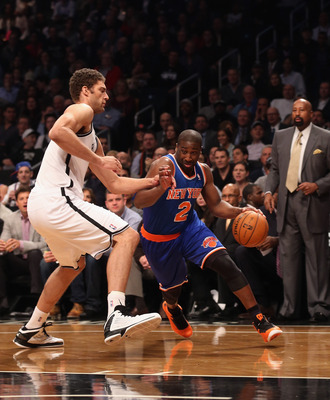 Raymond Felton has been exceptional leading the pick-and-roll attack this season.