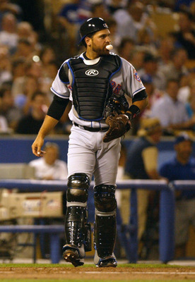 Mike Piazza received 67.4% of the vote.