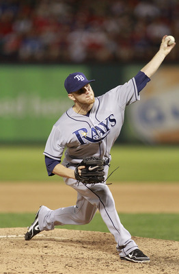 JP Howell pitched in the 2008 World Series for the Tampa Bay Rays