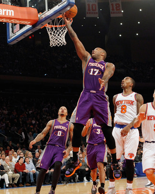 P.J. Tucker has clearly earned his spot in the rotation