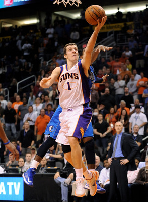 Goran Dragic has risen above his teammates as the best Phoenix Suns player so far this season