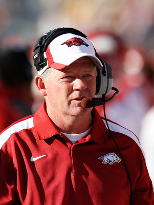 Bobby Petrino will lead Western Kentucky into Neyland Stadium on September 7.