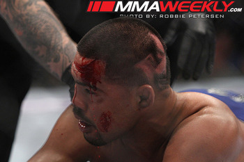 Mark Munoz - Robbie Petersen/MMAWeekly