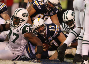 Can New York Jets Get Enough Pressure on Philip Rivers?