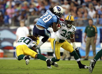 Green Bay will need to shut down Chris Johnson in Week 16.
