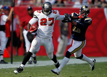 Bucs vs. Rams is a battle of two of most improved teams in 2012.