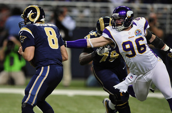 Brian Robison is one of the league's underrated defensive ends.