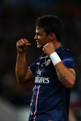 PSG Captain Thiago Silva justifies his hefty transfer fee v Lyon
