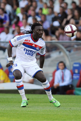 Gomis showing signs of strain carrying the burden for Lyon going forward