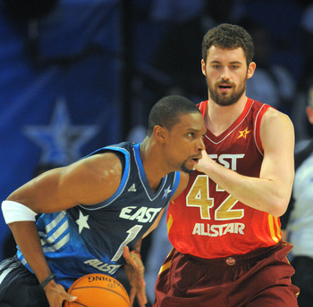 Kevin Love is the one of the few bigs who are more consistently impactful.