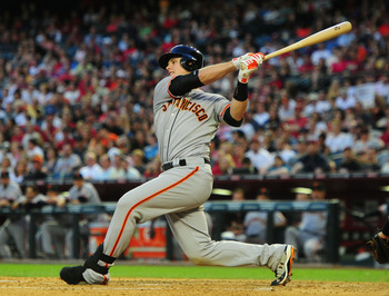 Buster Posey had a terrific comeback season.