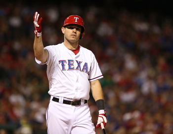 Ian Kinsler will try to have a bouce-back 2013 season.