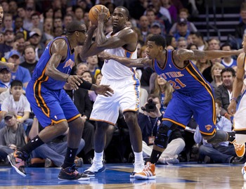 Shumpert and Stoudemire have yet to suit up this season.