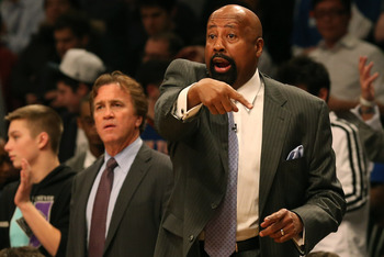 The Knicks have been a brand new team under Mike Woodson.