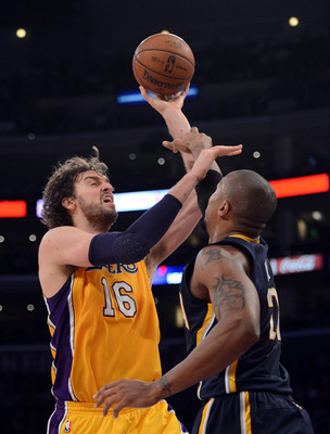 Would it make sense to swap Gasol for David West + More?