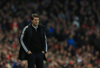 Michael Laudrup has been successful at Swansea, which makes him a target for bigger clubs.